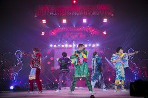 【ライヴレポ】超特急がアリーナ公演最終日に男泣き!7人の王子と8号車で作り上げた揺るぎない愛の結晶
