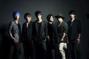 UVERworld、映画『銀魂』主題歌「DECIDED」がオリコン週間シングルランキングで2位獲得!通算30作目のシングルトップ10入り!!