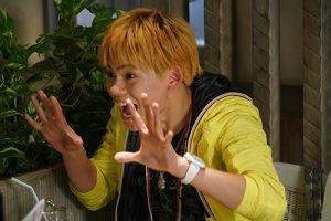 人間らしい感じに惹かれる!小笠原海が『東京喰種 トーキョーグール』で好きなキャラクターBEST3