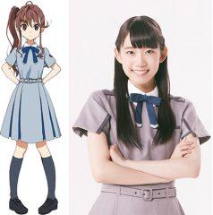 声優になるキッカケはこの人!22/7・海乃るりが好きなアニメBEST3