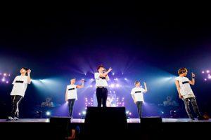 Da-iCE、アリーナ公演初日にドラマ『花にけだもの』主題歌「わるぐち」初披露!HPでは歌詞掲載・試聴開始!