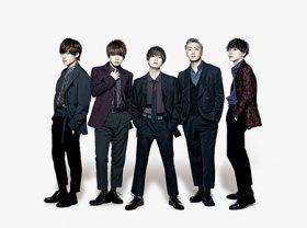 【プレゼント企画】Da-iCE サイン入りチェキ プレゼント(2018年6/4)