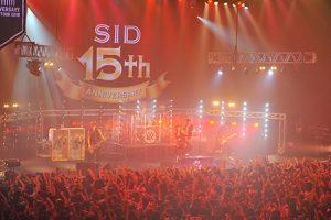 """【ライヴレポ】シド、""""インディーズ曲限定LIVE""""で幕を閉じた全国ライヴハウスツアー!「15年間やり続けて良かったー!最高の景色です」"""
