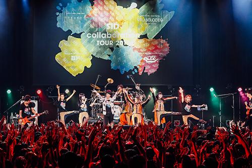 【ライヴレポ】シド、『SID collaboration TOUR 2019』ファイナルでBiSHと「夏恋」披露!マオ「多分、一生しないようなかわいい振りをしちゃいました」