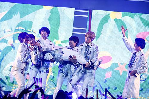 【ライヴレポ】M!LK、開催中のツアー東京公演で懐かしのナンバーを披露!大切な過去から輝かしい未来へと羽ばたく!!