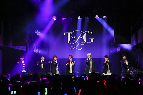 【イベントレポ】TFG、3rdファンミーティングで新曲「神さま お願い」初披露!公式マスコットキャラとファンの名称も決定!!