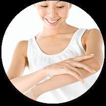 美肌のための医療レーザー脱毛