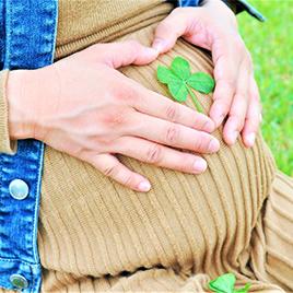 妊娠によって起こる体の変化