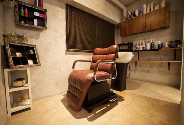 美容室relageの店舗画像2