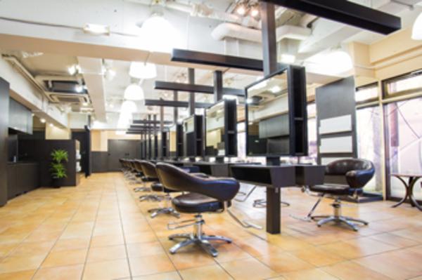 miq Hair&Beauty王子店の店舗画像3