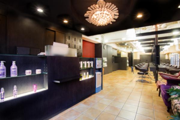 miq Hair&Beauty王子店の店舗画像1