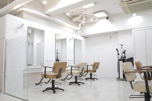 Hair Make NEWYORK(ヘアメイクニューヨーク)の店舗画像6