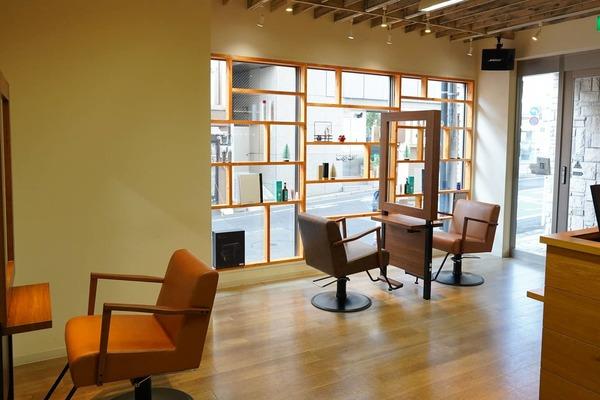 Hair Make NEWYORK(ヘアメイクニューヨーク)の店舗画像5