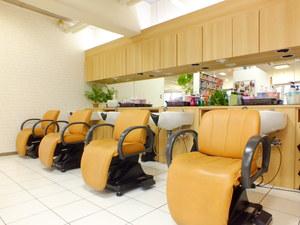 美容室LA・BO(ラボ)蕨西口店の店舗画像7