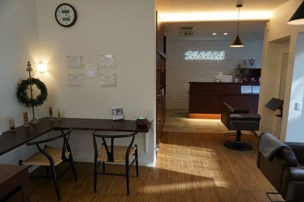 TANAKA beauty&healing spaceの店舗画像4