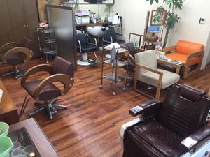 美容室Lady Birdの店舗画像3