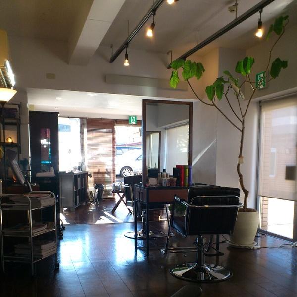 HAIR DESIGN JONAFAの店舗画像4