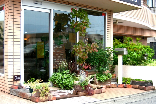 HAIR DESIGN JONAFAの店舗画像1