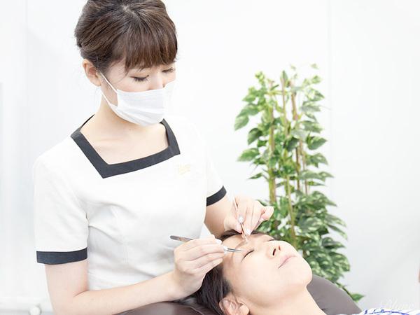 Eyelash Salon Blanc イオンモール徳島店の店舗画像3