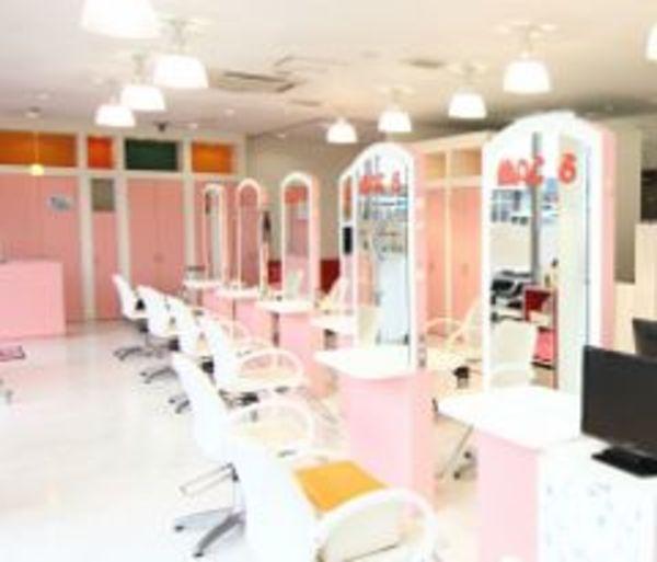 美容室ママファミリー 穴生店