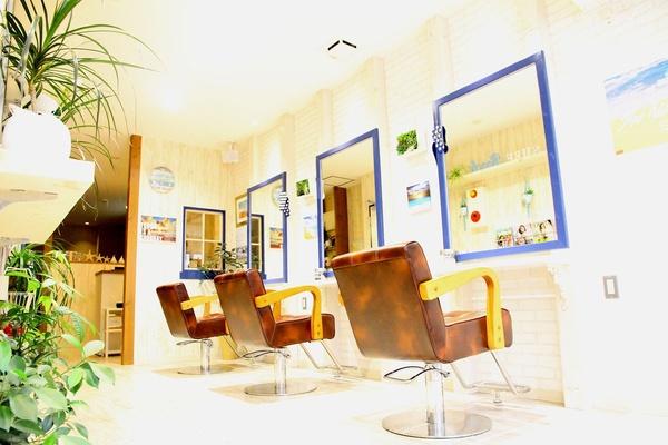 NaTur HAIR&GARDENの店舗画像1