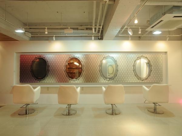 美容室ビューティズムの店舗画像1