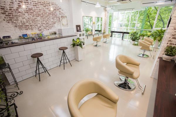 CLEO hair Ho Chi Minh・Vietnamの店舗画像1
