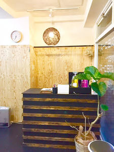 オーガニックカラー&艶髪専門店 染屋麻生店の店舗画像4