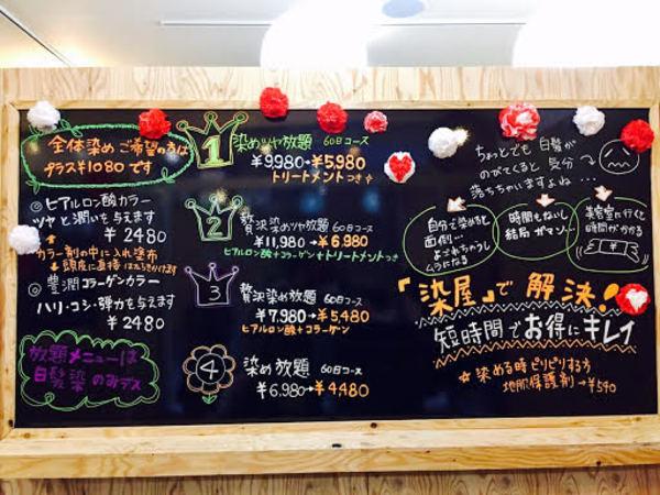 オーガニックカラー&艶髪専門店 染屋麻生店の店舗画像1