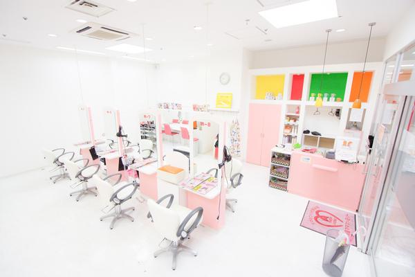 美容室ママファミリー ハンビータウン店の店舗画像0