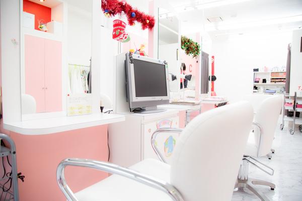 美容室ママファミリー 赤道店の店舗画像0