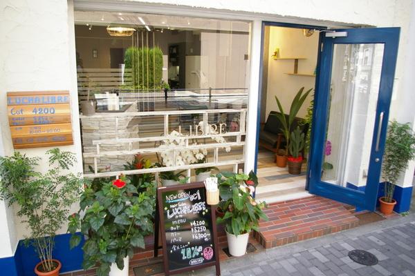美容室 Lucha Libreの店舗画像0