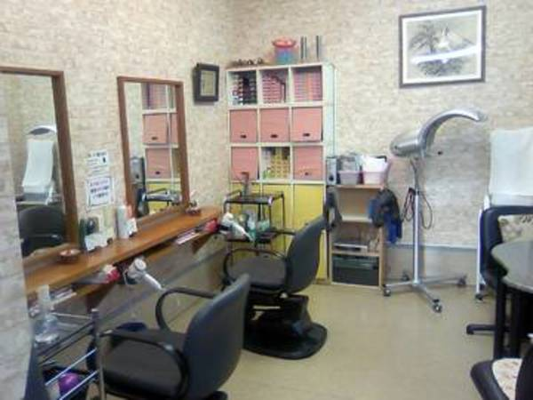 美容室まあぶるの店舗画像2