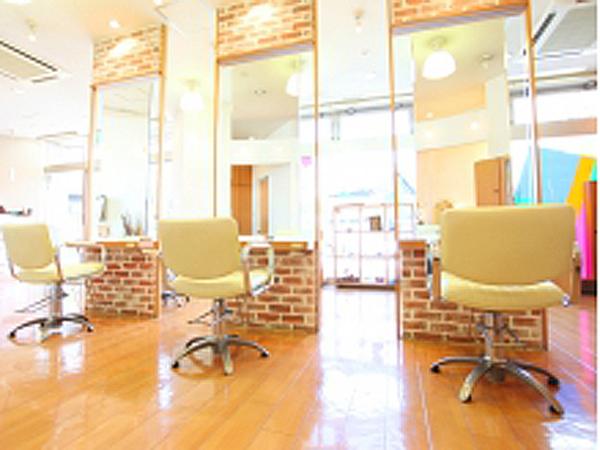 hair make AIRの店舗画像6