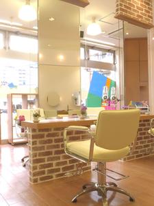 hair make AIRの店舗画像3