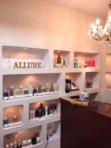 髪質改善ヘアエステ allure(アリュール)の店舗画像5