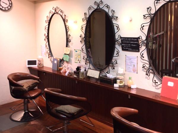 髪質改善ヘアエステ allure(アリュール)の店舗画像4