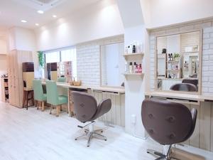 Hair Lounge Ayung  (ヘアラウンジ アユン)の店舗画像8