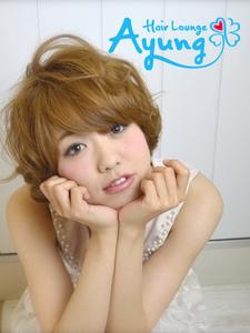 Hair Lounge Ayung  (ヘアラウンジ アユン)の店舗画像1