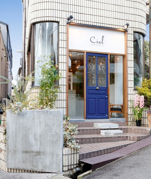 Ciel Hairdesign(シエルヘアーデザイン)の店舗画像4