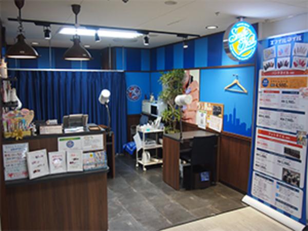 スマイルネイル サンエーハンビータウン店の店舗画像5