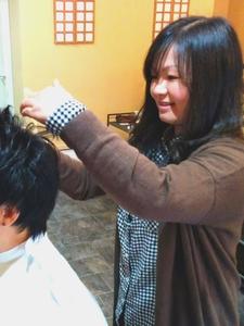 髪切処和の店舗画像3
