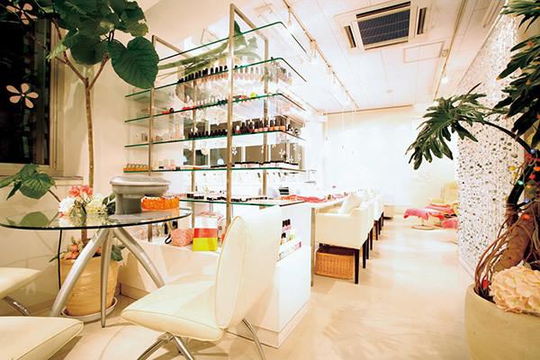 Beauty-Lifei 銀座店の店舗画像8