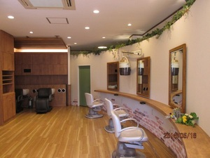 Hair Make T.placeの店舗画像5