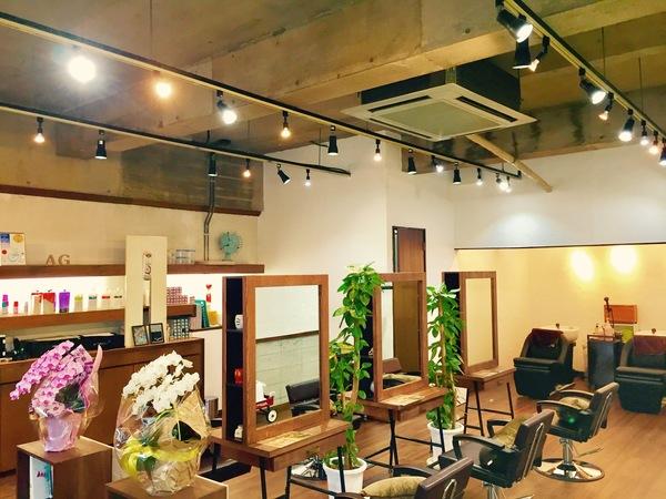 A.G hair FUZIGAOKAの店舗画像5