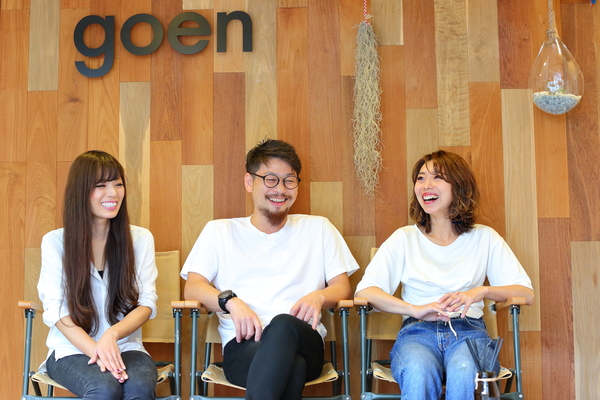 goen hair loungeの店舗画像1