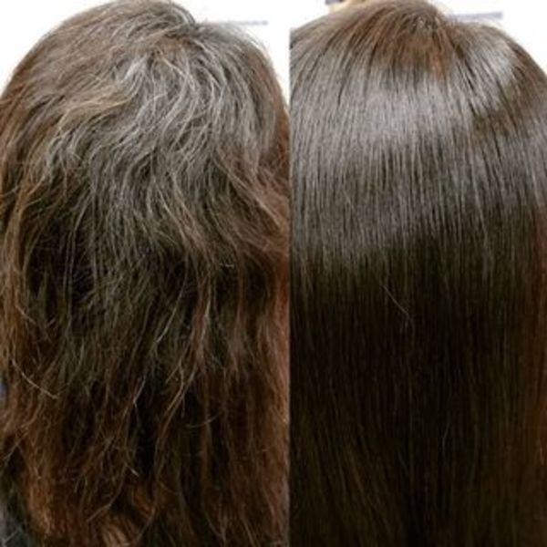 あなたの力がお客様の役に立つ!他店では真似出来ないオリジナルの技術で傷んだ髪を良くする美容院86の店舗画像4