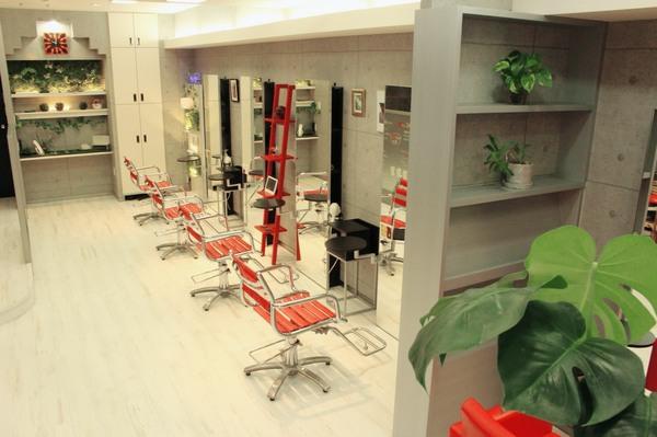 hair lab m-2の店舗画像0