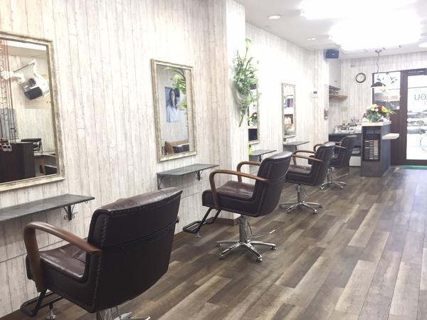 KOU HAIR の店舗画像2