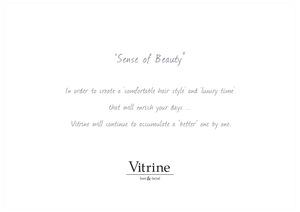 hair&facial Vitrineの店舗画像1